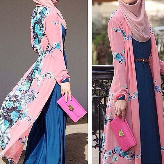 Robes Longues Pour Femme Voilée9