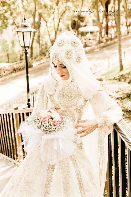 Robes Mariage Femme Voilée11