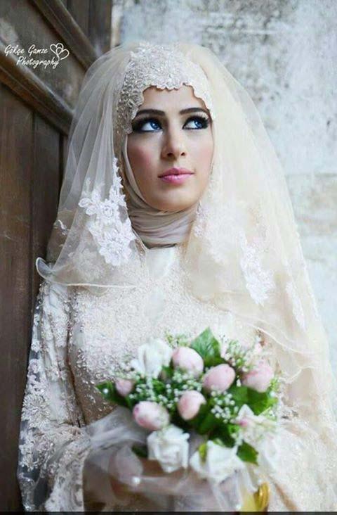 Robes Mariage Femme Voilée15