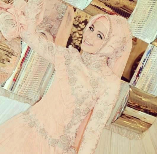 Robes Mariage Femme Voilée3