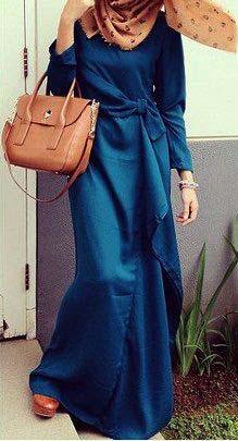 Robes Pour Femme Voilée32