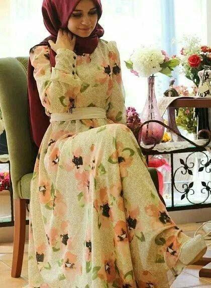 Robes Pour Femme Voilée9