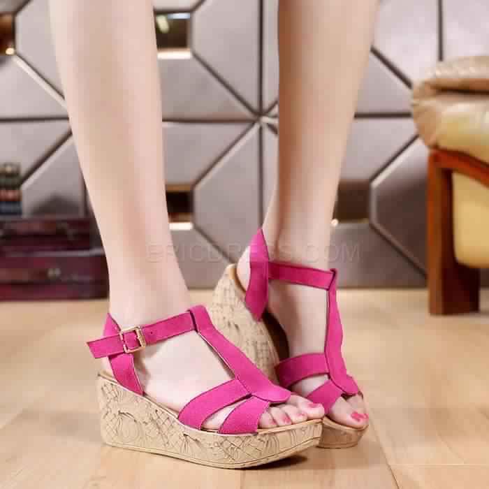 Sandales Compensées10