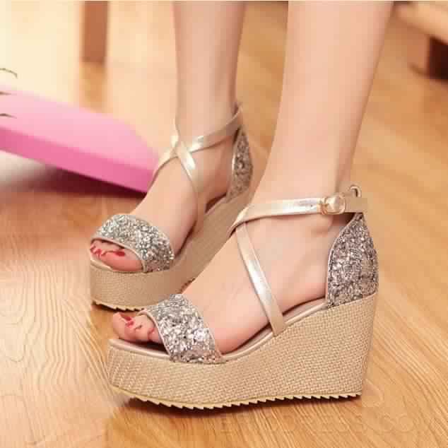 Sandales Compensées14