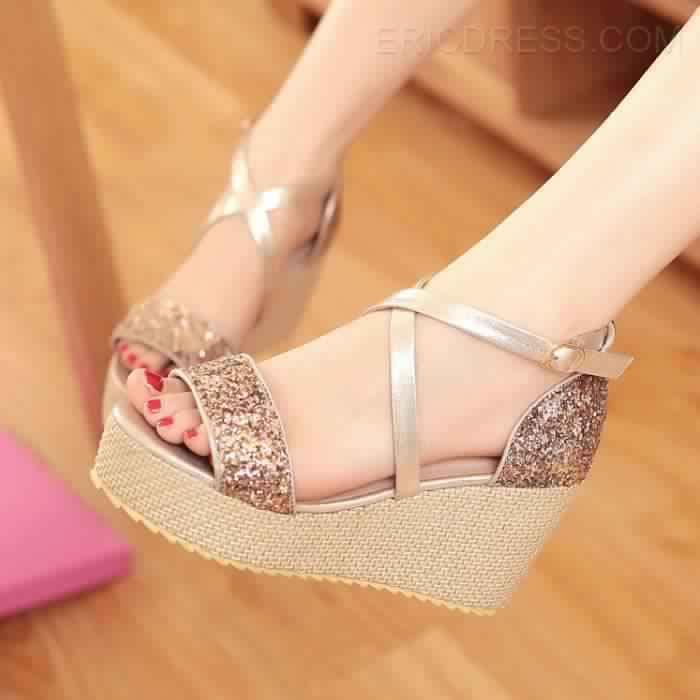 Sandales Compensées15