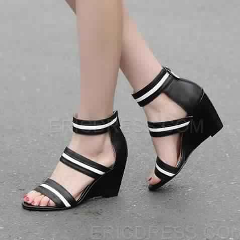 Sandales Compensées17