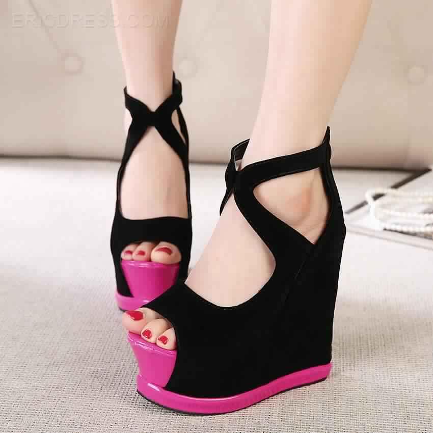 Sandales Compensées18