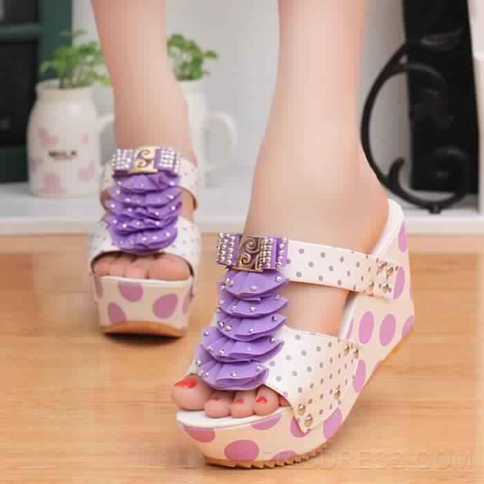 Sandales Compensées2