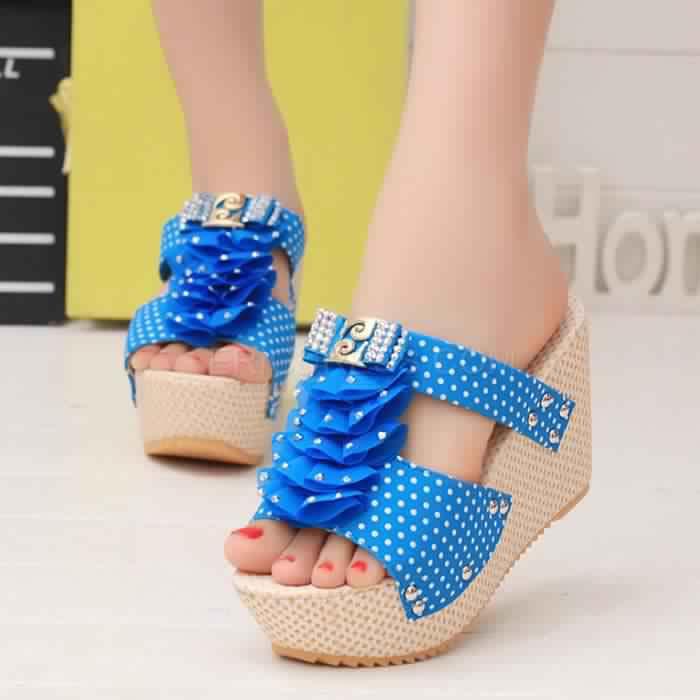 Sandales Compensées34