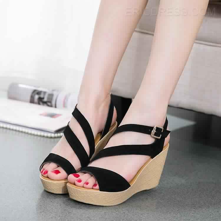 Sandales Compensées9