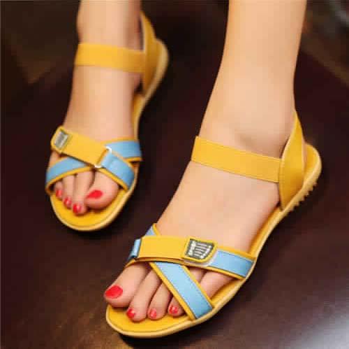 Sandales D'Été1