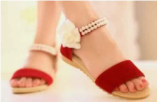 Sandales D'Été21