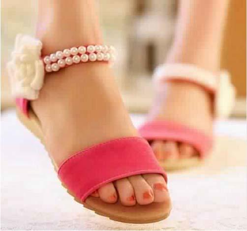 Sandales D'Été22