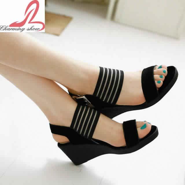 Sandales à Petit Talon21