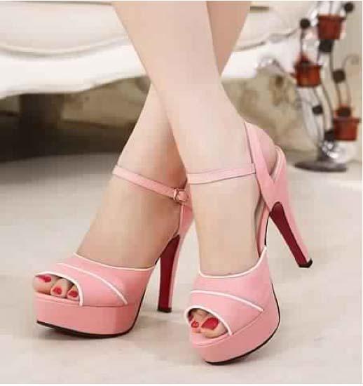 Sandales à Petit Talon7