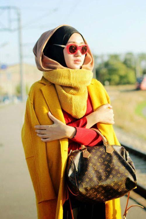 Soleil Selon Votre Style Hijab13