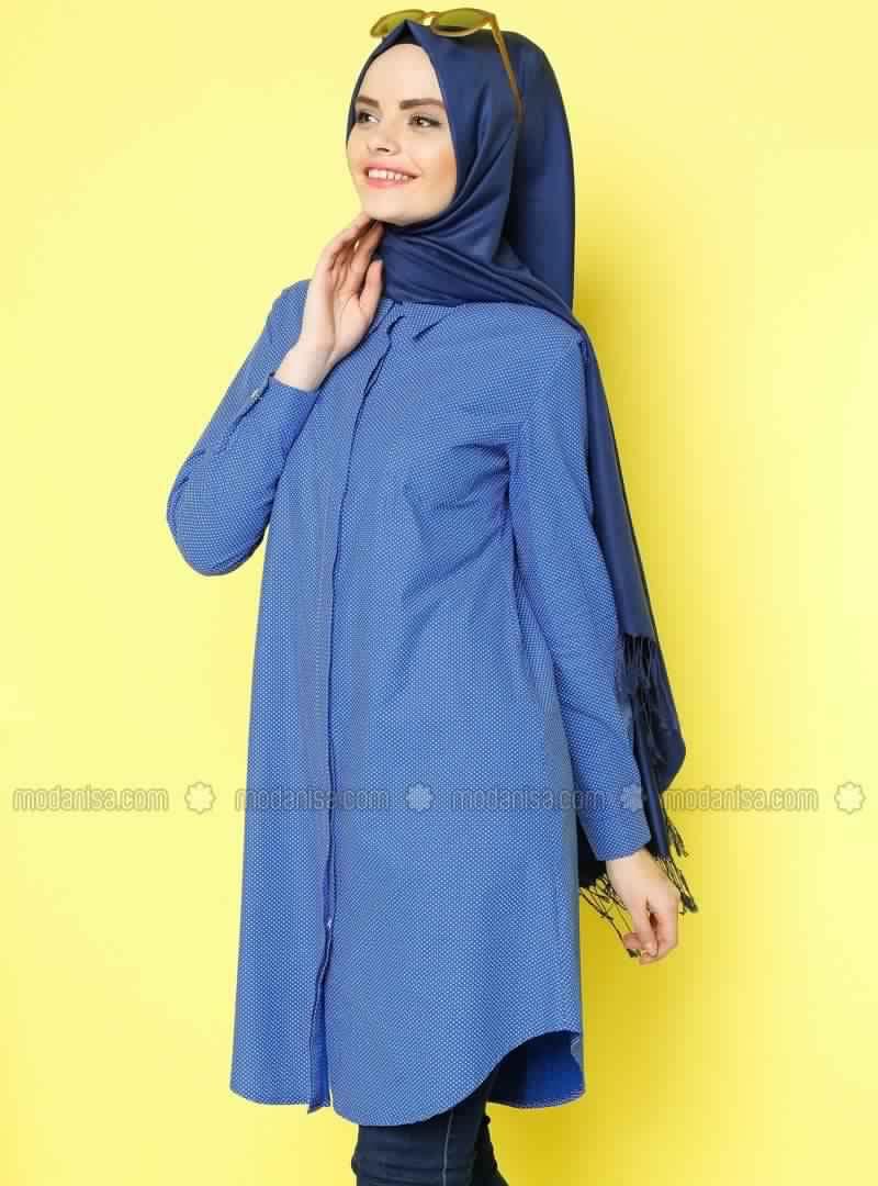 Style de Hijab Moderne Et Pratique 1