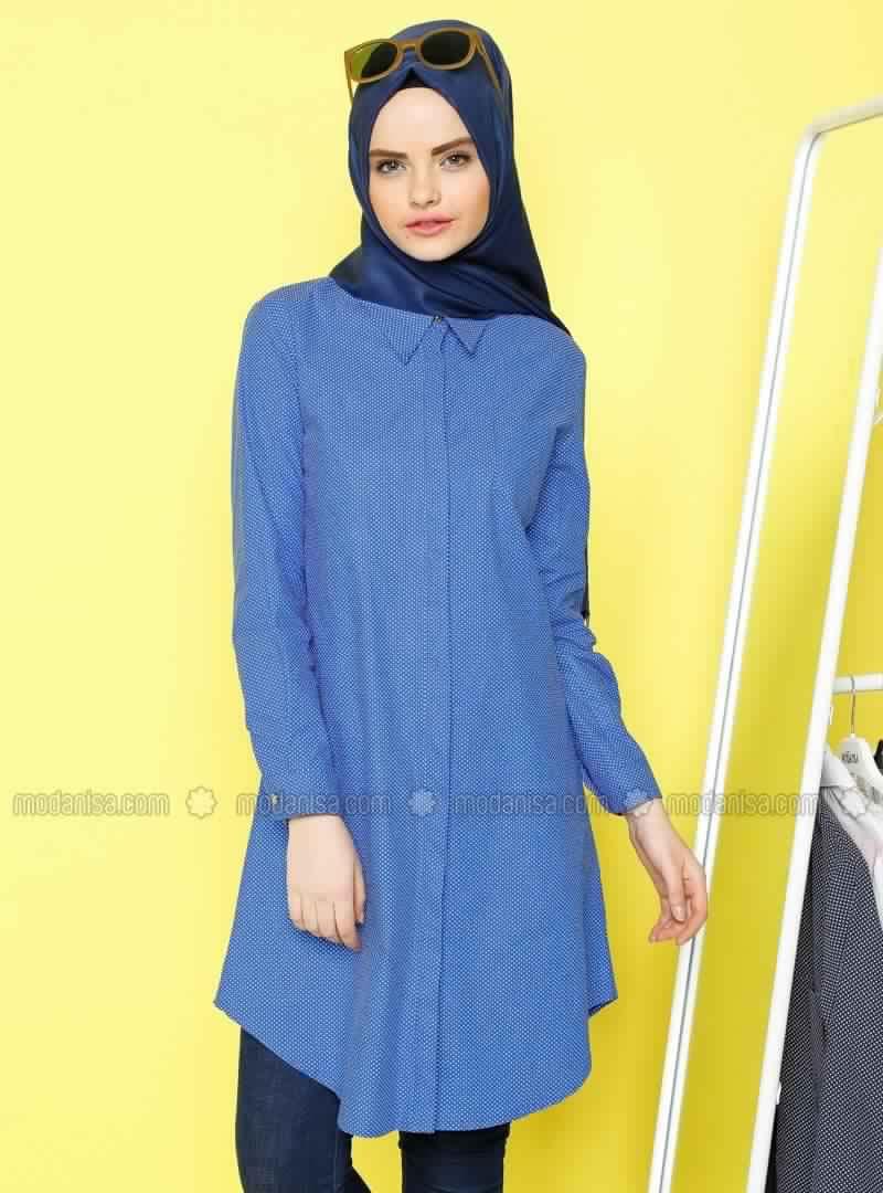 Style de Hijab Moderne Et Pratique 2