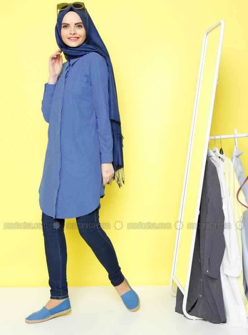 Style de Hijab Moderne Et Pratique 3
