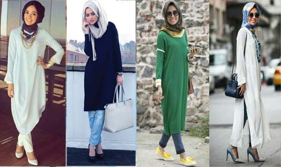 fashion mode hijab t 2016 43 styles hijab inspirants astuces hijab. Black Bedroom Furniture Sets. Home Design Ideas
