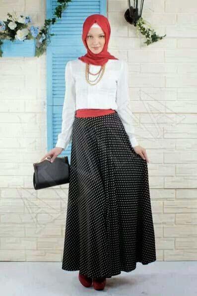Styles Hijab Pratiques10
