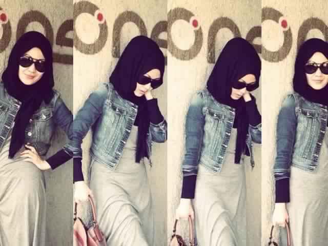 Styles Hijab Pratiques28