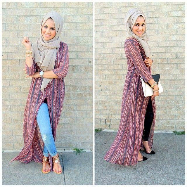 Styles Hijab Pratiques31