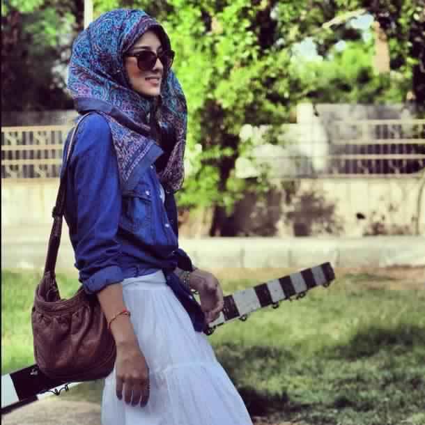 Styles Hijab Pratiques35