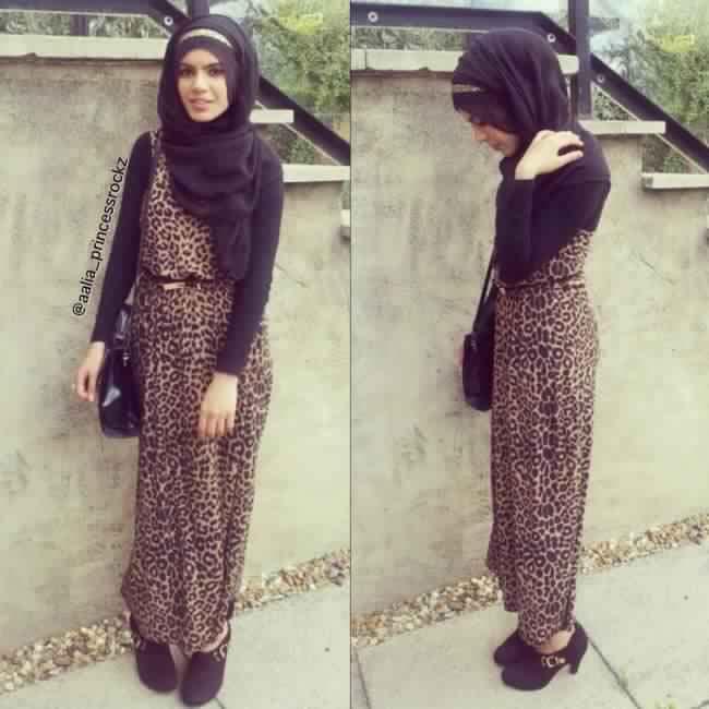 Styles Hijab Pratiques36