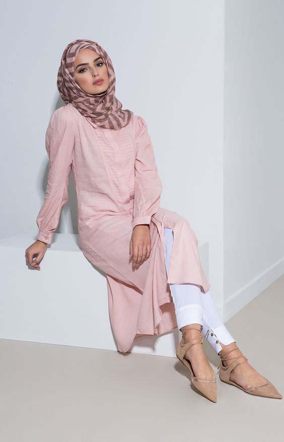 Styles Hijab Pratiques39