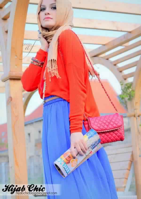 Styles Hijab Pratiques41