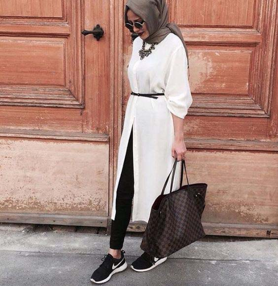 Styles Hijab Pratiques48