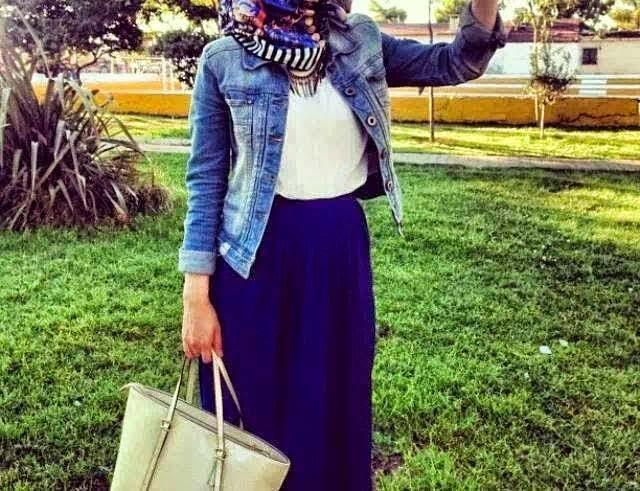 80 Mod Les De Styles Hijab Pratiques Et Fashion Astuces Hijab