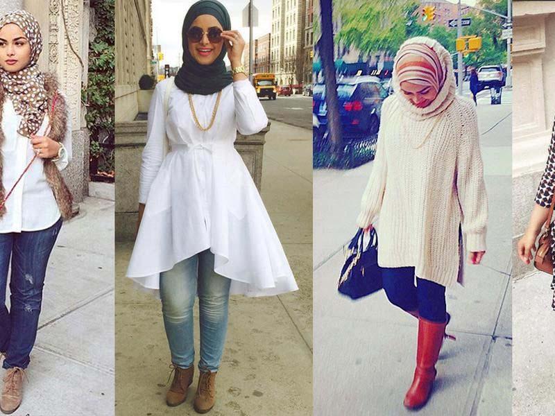 Styles Hijab Pratiques7