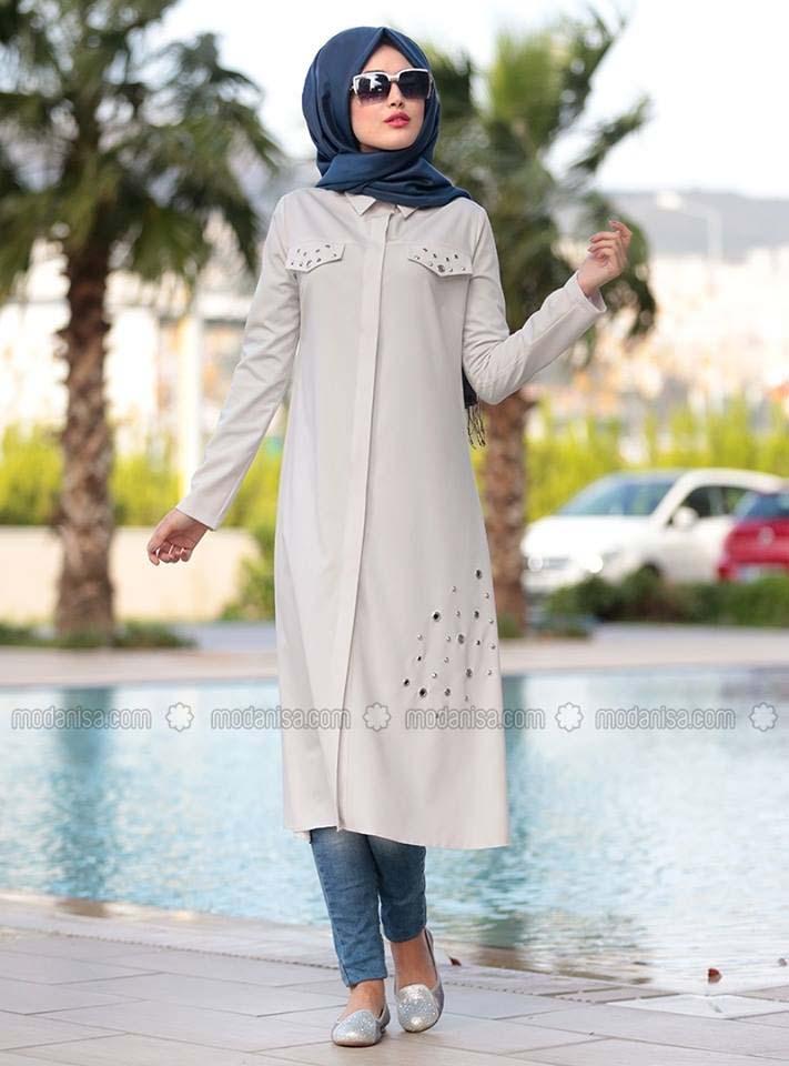 Styles de Hijab Modernes 1