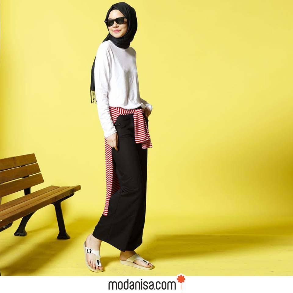Styles de Hijab Modernes 12