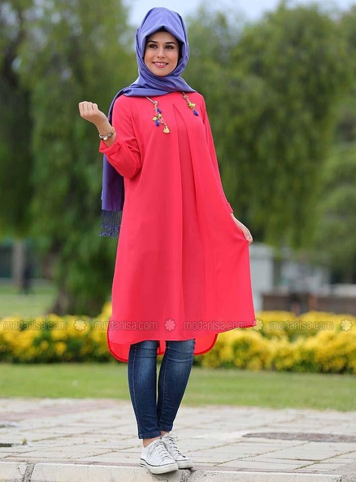 Styles de Hijab Modernes 14