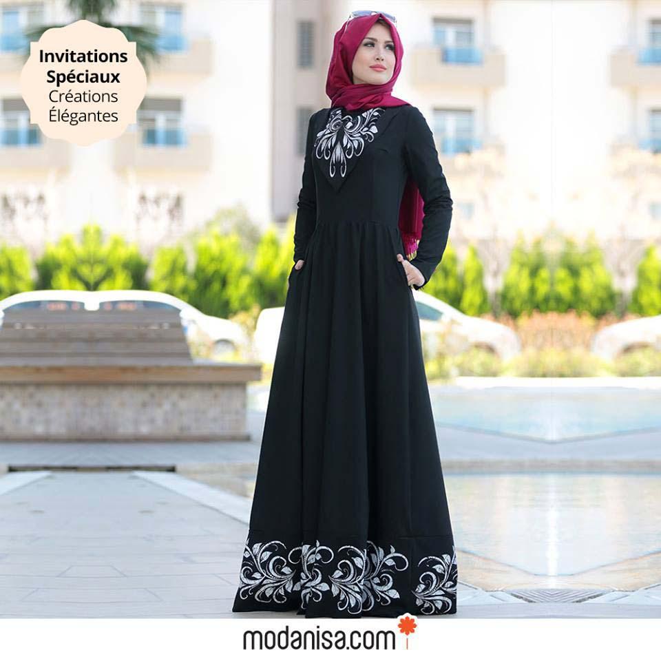 Styles de Hijab Modernes 18