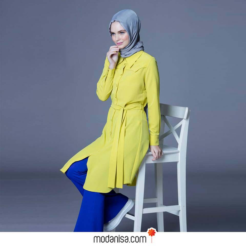 Styles de Hijab Modernes 19