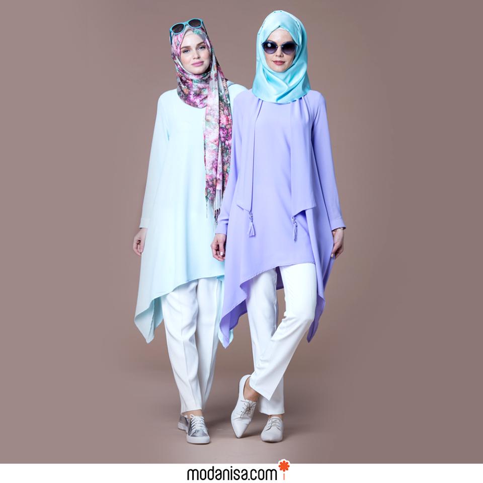 Styles de Hijab Modernes 20