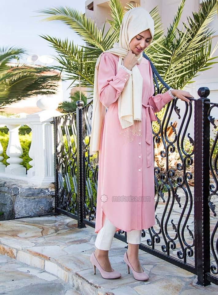 Styles de Hijab Modernes 5