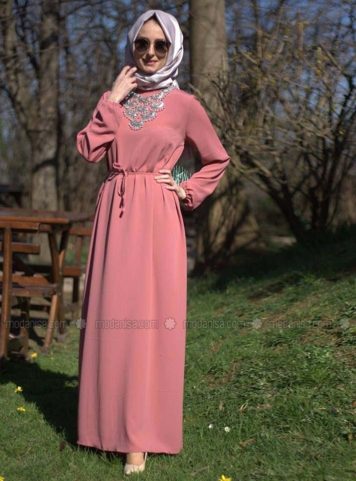 Styles de Hijab Modernes 9