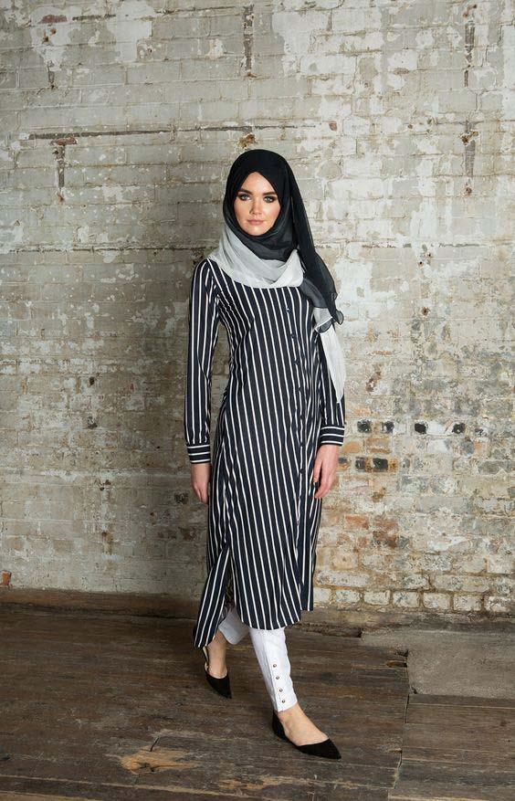 Styles de Hijab Modernes et Pratiques10