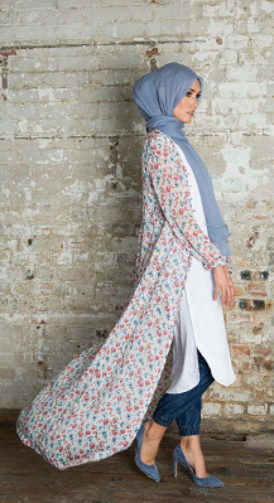 Styles de Hijab Modernes et Pratiques12