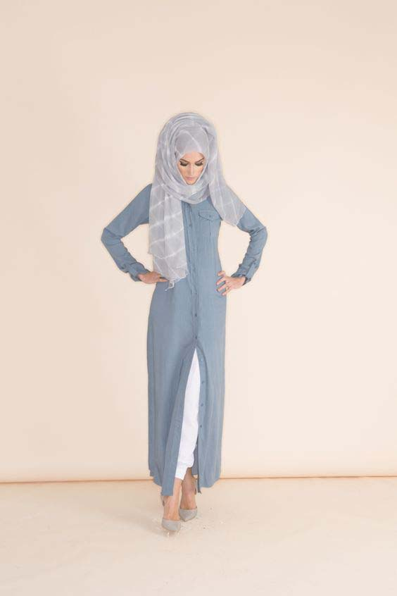 Styles de Hijab Modernes et Pratiques13