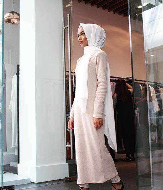 Styles de Hijab Modernes et Pratiques15