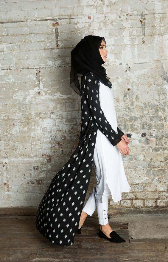 Styles de Hijab Modernes et Pratiques9