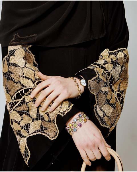 Tenue Abaya