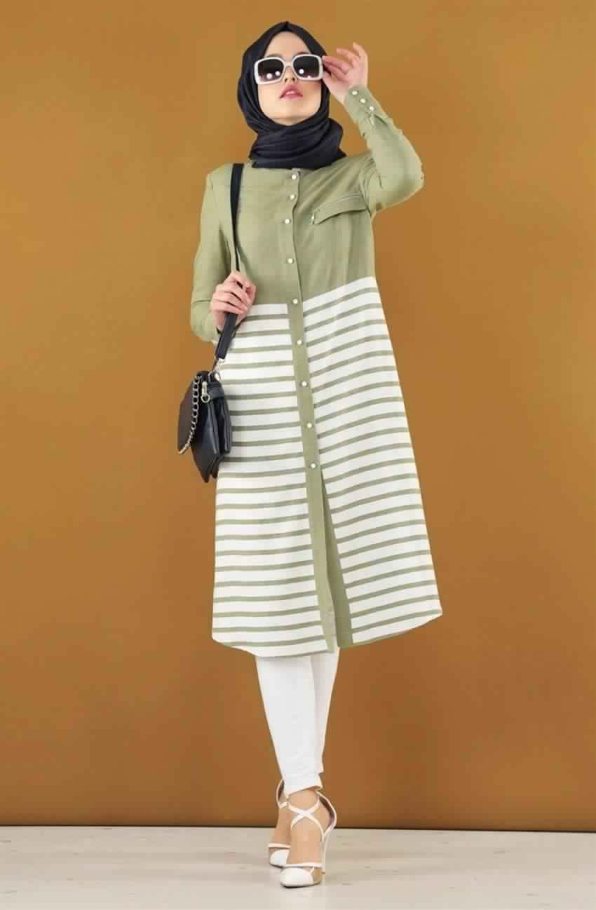 Tuniques Longues Pour Hijab10