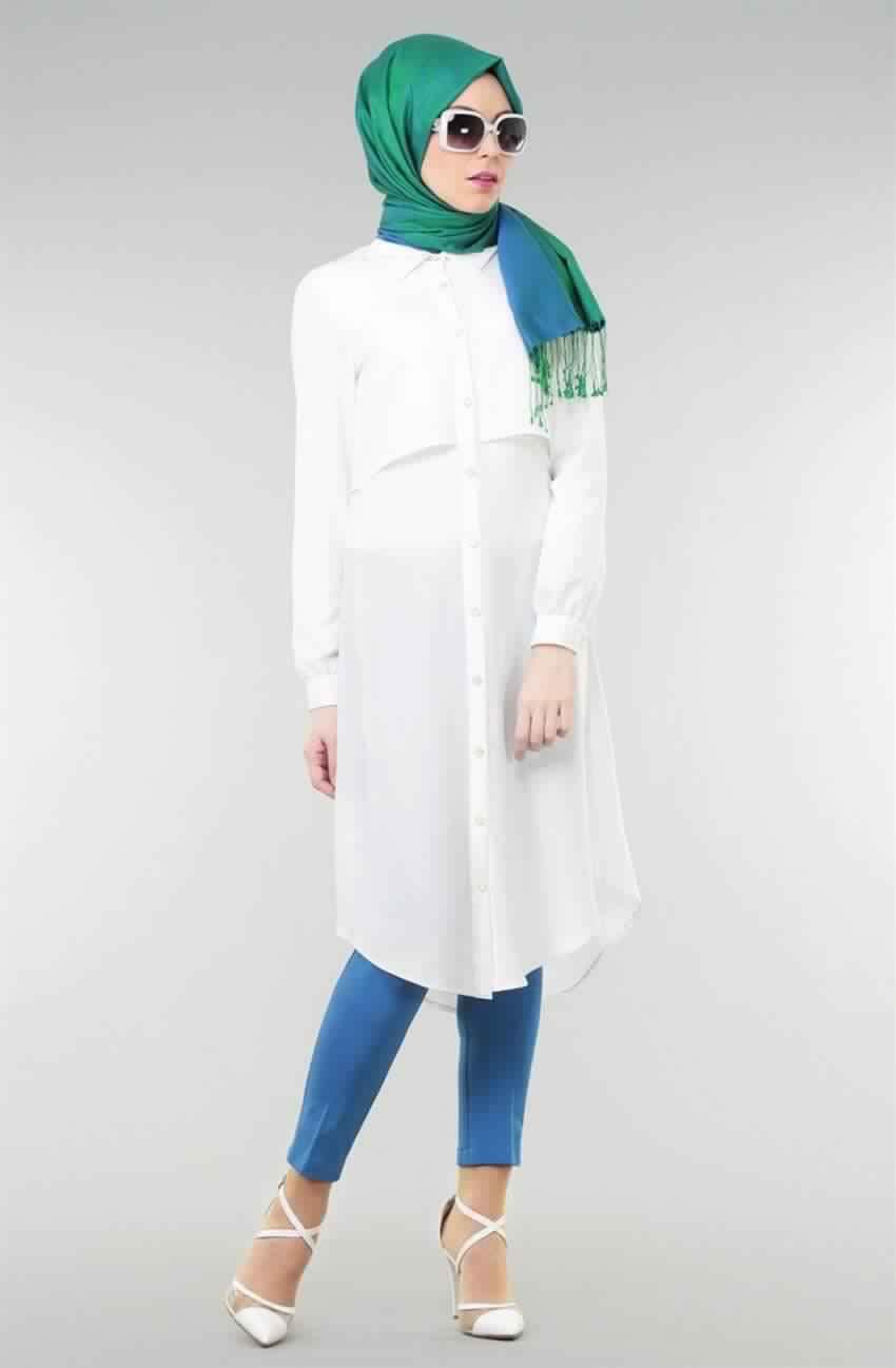 Tuniques Longues Pour Hijab8